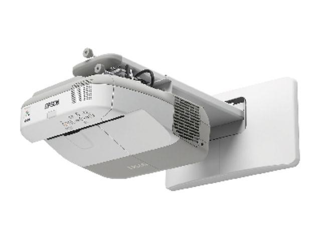 Vid oprojecteur courte focale epson s rie eb500 contact manutan collectivites - Videoprojecteur focale courte ...