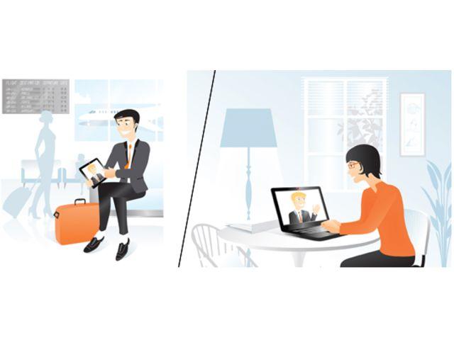 visioconf rence open videopresence salle virtuelle contact orange business services. Black Bedroom Furniture Sets. Home Design Ideas