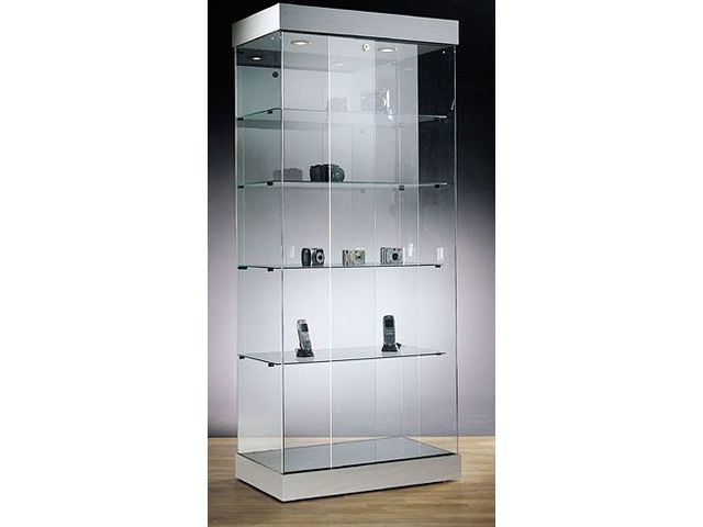 vitrines d 39 exposition d co armoire contact maxiburo. Black Bedroom Furniture Sets. Home Design Ideas