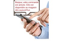 Solution mobile par internet : SMS pro
