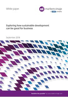 Exploring how sustainable development can be good for business