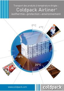 Brochure Coldpack Agroalimentaire