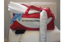 Kit anti-pollution hydrocarbures 75 litres : KITH75S