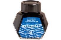 Flacon d encre Waterman 50 cl Bleu
