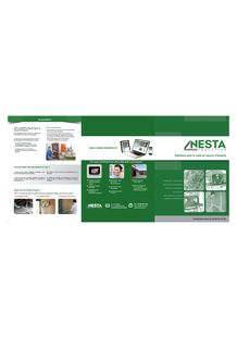 Nesta isolation - machines pour le soufflage et la projection d'isolants