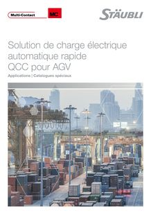 Solution de charge électrique automatique rapide
