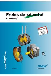 FREINS DE SECURITE MAYR ©