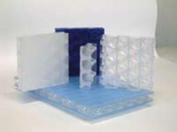 plaque pet nid d 39 abeille contact abaqueplast. Black Bedroom Furniture Sets. Home Design Ideas