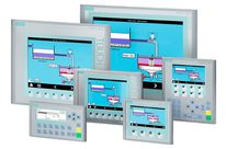 Interface hommes-machines : SIMATIC HMI Gamme Basic