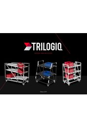 Catalogue solutions TRILOGIQ 2019 - 2020