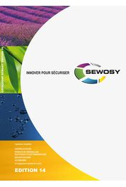 Catalogue SEWOSY édition 14
