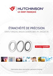 Catalogue Hutchinson Le Joint Français 2020