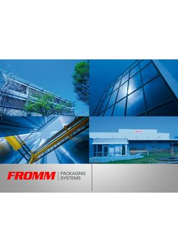 PRESENTATION FROMM PACKAGING SYSTEMS