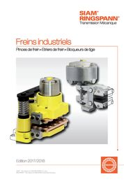 Freins industriels SIAM-RINGSPANN