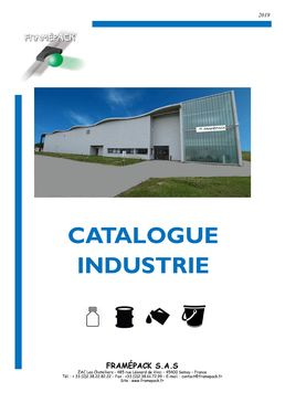 Catalogue Industrie
