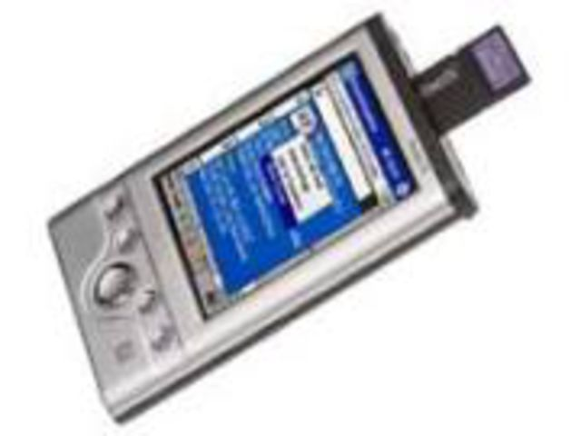 Ordinateur de poche : Toshiba Pocket PC e740 BT