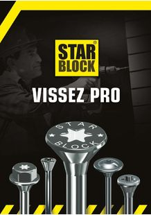 Catalogue vis Starblock Norail