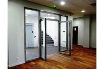 Porte coulissante coupe feu contact ateliers boullet for Porte coupe feu ei60