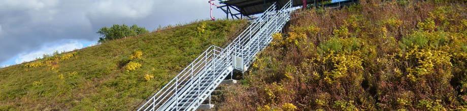 Escaliers industriels garde corps le guide pratique for Norme escalier exterieur public
