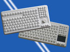 Clavier silicone lavable série InduProof Advanced