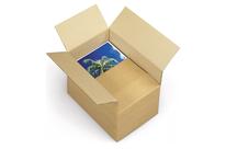 caisse carton multi usages double cannelure avec poign es et fond semi automatique contact raja. Black Bedroom Furniture Sets. Home Design Ideas