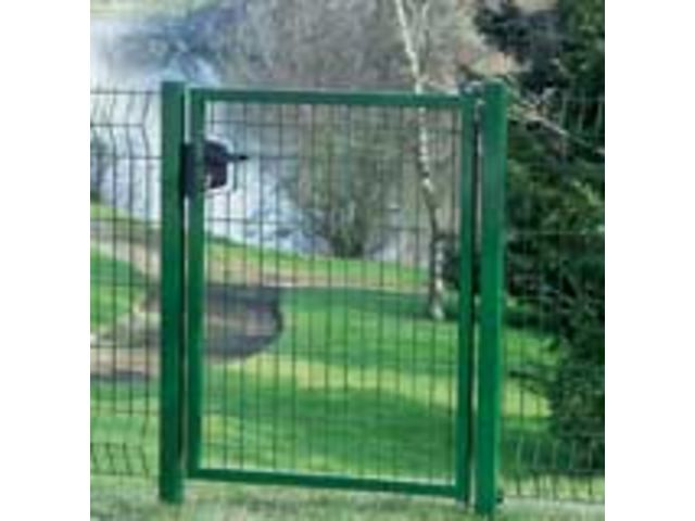 Portillon axor classic contact dirickx groupe for Portillon de jardin largeur 1m20
