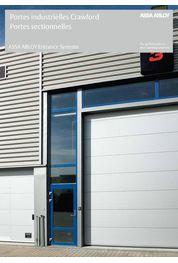 Tous les catalogues et brochures techniques portes industrielles - Porte sectionnelle crawford ...