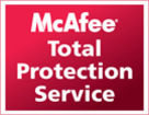McAfee Total Protection Service