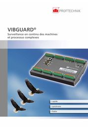 VIBGUARD : L'analyse Vibratoire On - line