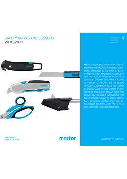 téléchargement saftey knives martor