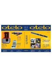 CATALOGUE OTELO 2019 : l'expert de l'outillage industriel