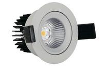 Spot led orientable 7W  78 x 68 mm