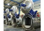 Autoclaves pour applications agroalimentaires