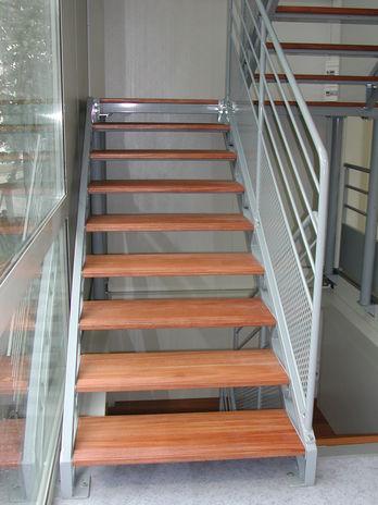 Escalier 3 marches interieur