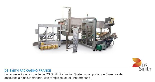 DS SMITH PACKAGING FRANCE