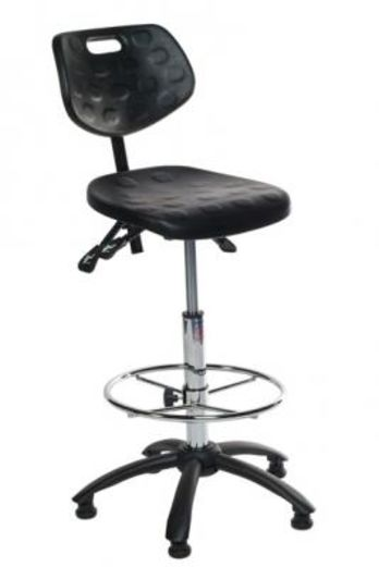 chaise ergonomique de bureau avec r glage en hauteur contact sud equipements contact. Black Bedroom Furniture Sets. Home Design Ideas
