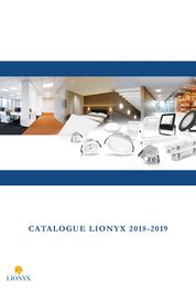 CATALOGUE LED LIONYX