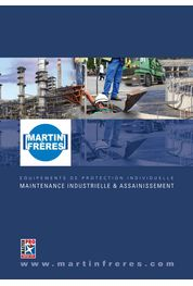 Equipements de protection individuelle - Maintenance industrielle / Assainissement