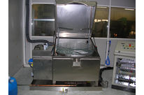Equipement inox aspersion MAGIDO L123