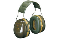 Casque antibruit Peltor Bull's Eye III, SNR 35dB