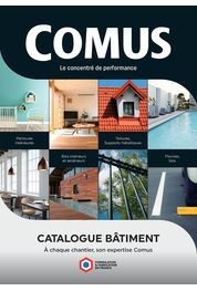 Catalogue COMUS BÂTIMENT 2017