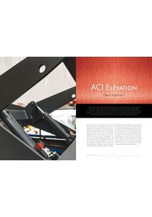 ACI ELEVATION - FABRICANT MONTECHARGE, PLATEFORMES ET TABLSE ELEVATRICES