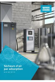 Sécheur d'air par adsorption BD+(ZP)_CD(+) CERADES™