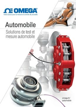 Solutions de test et mesure automobile