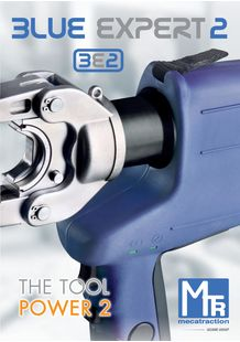 Blue Expert 2 Electrohydraulic tooling