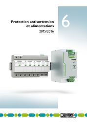 Protection antisurtension  et alimentations 2015/2016