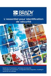 Catalogue Brady: l'indispensable pour l'identification