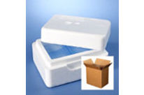 Boite isotherme polystyrène expansé