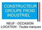 GROUPE FROID / REFROIDISSEUR INDUSTRIELS