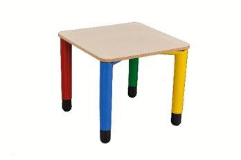 Nido table multicolore contact manutan collectivites ex camif collectivites - Table camif ...